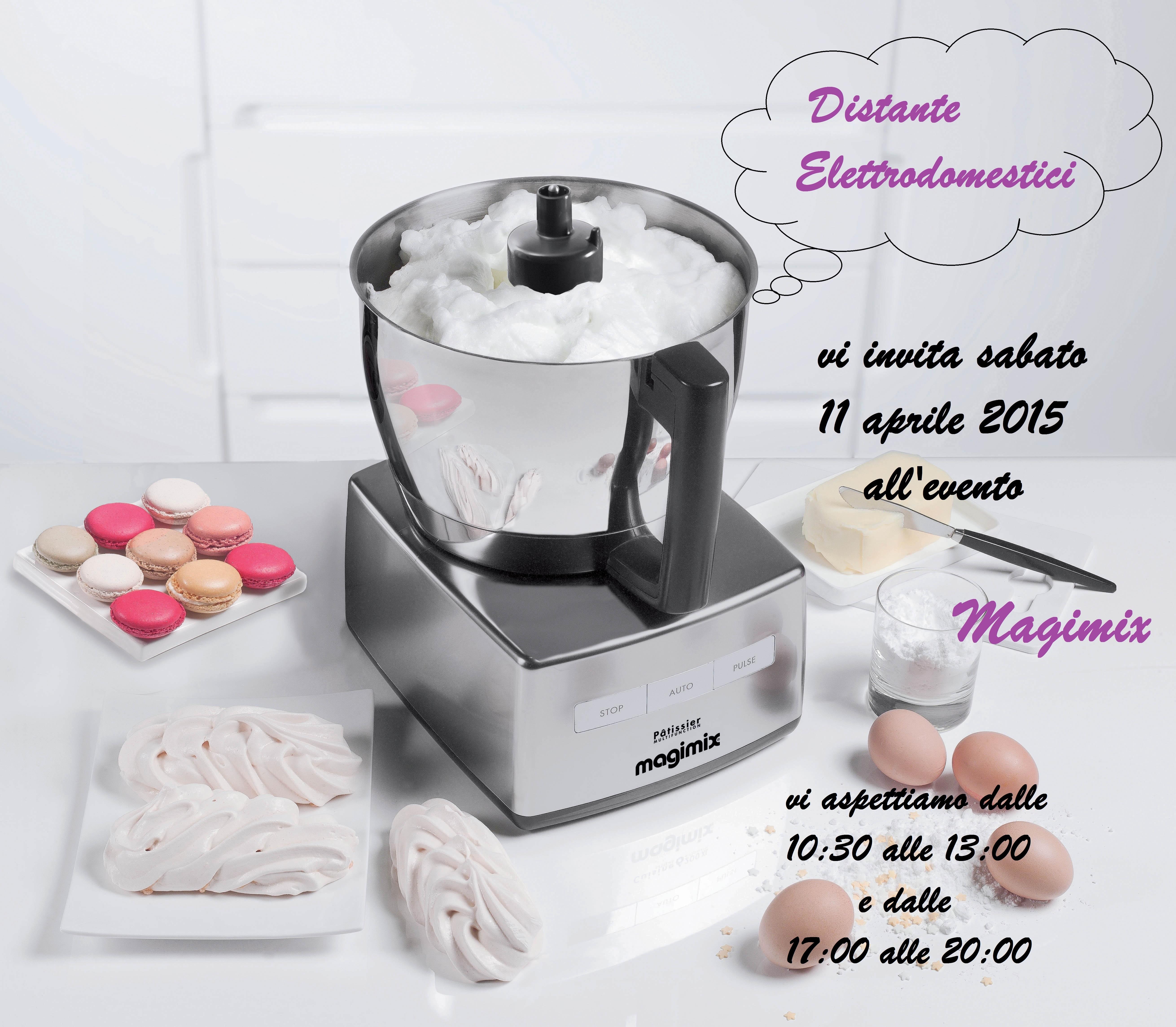 Evento magimix un aiuto in cucina - Aiuto in cucina ...